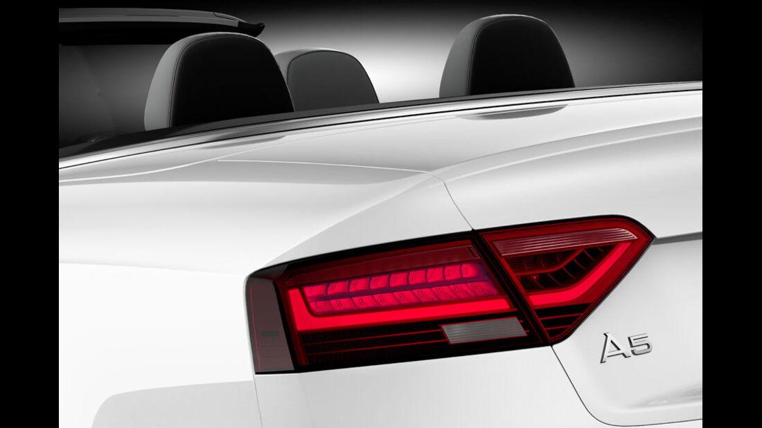 Audi A5, 2012, Facelift, Cabrio