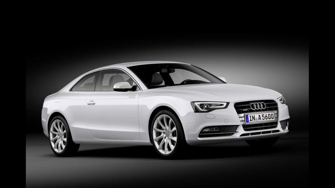 Audi A5, 2012, Facelift, Coupé,