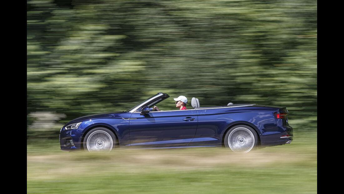 Audi A5 40 TDI Cabrio, Exterieur