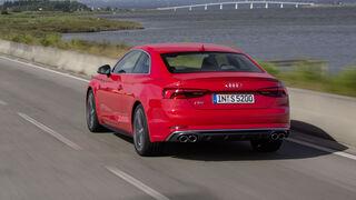Audi A5, Audi S5, Fahrbericht, 06/2016