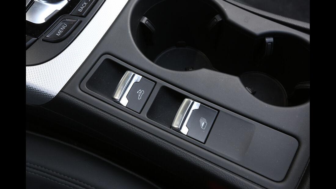 Audi A5 Cabrio 2.0 TDI, Bedienelemente
