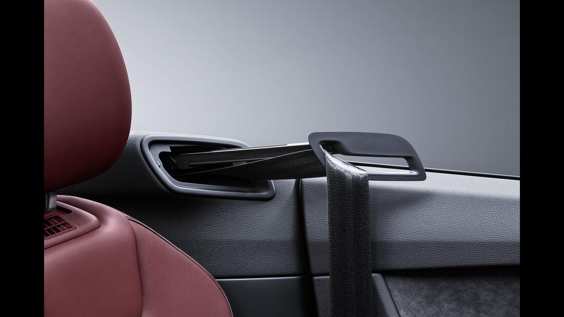 Audi A5 Cabrio 2.0 TDI, Interieur