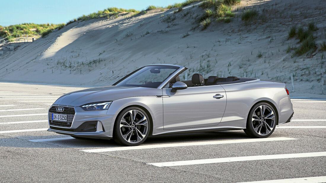 Audi A5 Cabrio, Autonis 2020