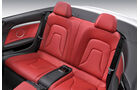 Audi A5 Cabrio Innenraum