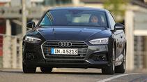 Audi A5 Coupé 2.0 TDI, Frontansicht