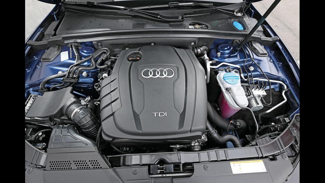 Audi A5 Coupé 2.0 TDI Quattro, Motor