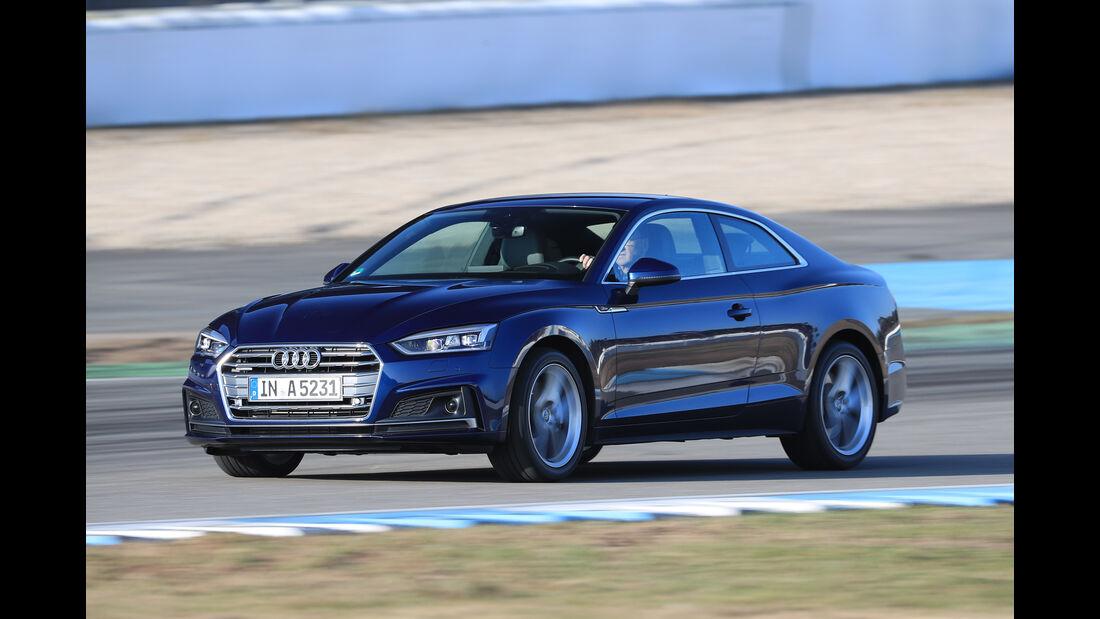 Audi A5 Coupé 2.0 TFSI Quattro, Frontansicht