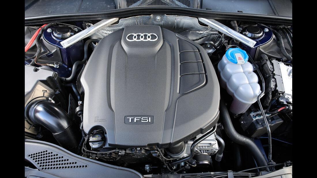 Audi A5 Coupé 2.0 TFSI Quattro, Motor