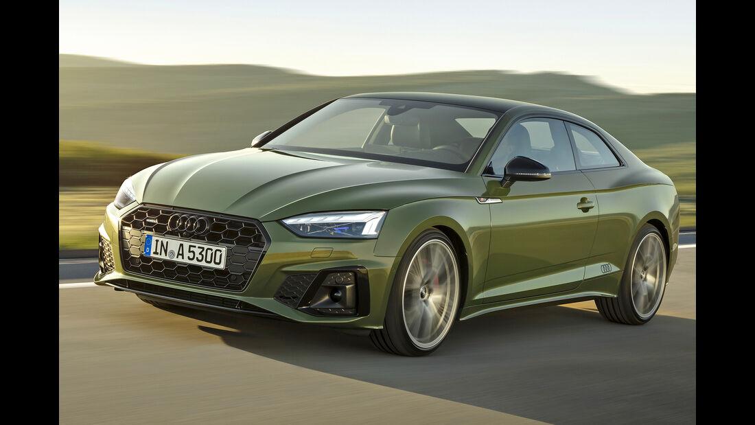 Audi A5 Coupé, Best Cars 2020, Kategorie D Mittelklasse