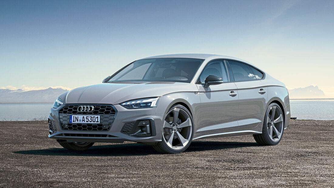 Audi A5 Coupé/Sportback, Autonis 2020