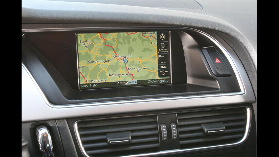 Audi A5 Coupe,Display, Lüftung