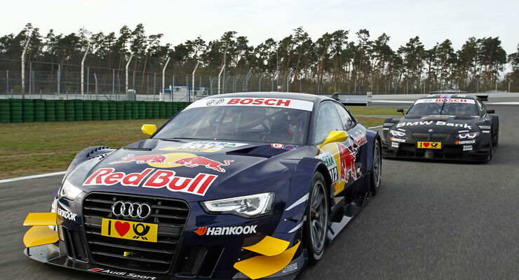 Audi A5 DTM 2012 Phoenix Molina