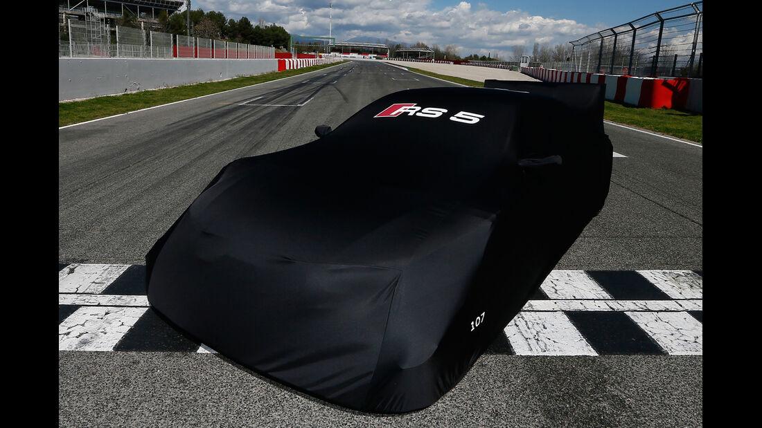 Audi A5 DTM 2013
