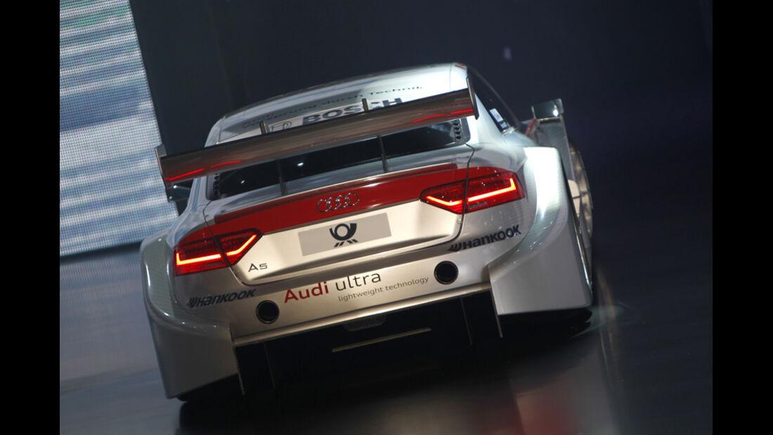 Audi A5 DTM IAA 2011