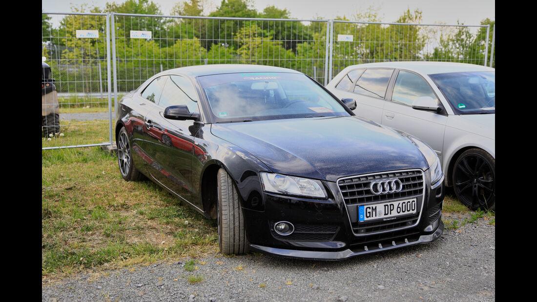 Audi A5 - Fan-Autos - 24h-Rennen Nürburgring 2018 - Nordschleife