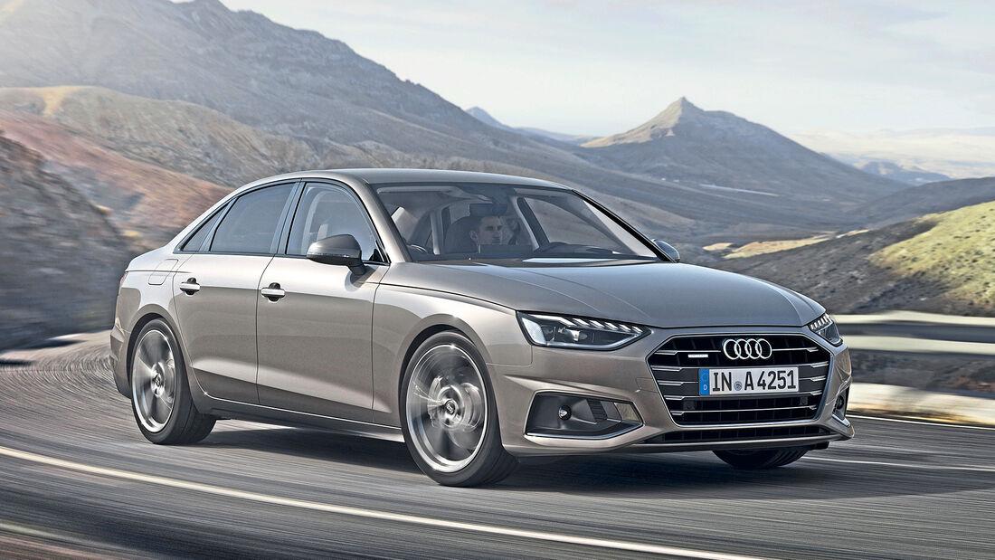 Audi A5 Limousine, Exterieur