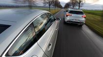 Audi A5 Sportback 1.8 TFSI, Citroen DS5 THP 200