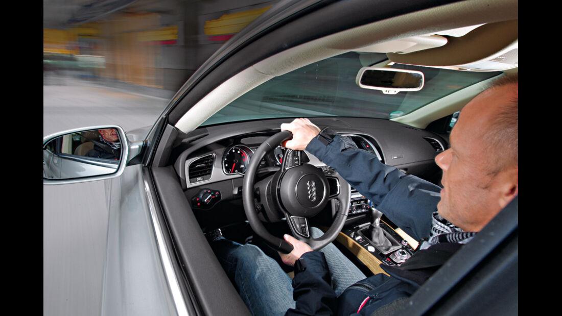 Audi A5 Sportback 1.8 TFSI, Cockpit