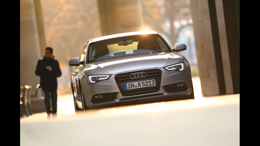 Audi A5 Sportback 1.8 TFSI, Front