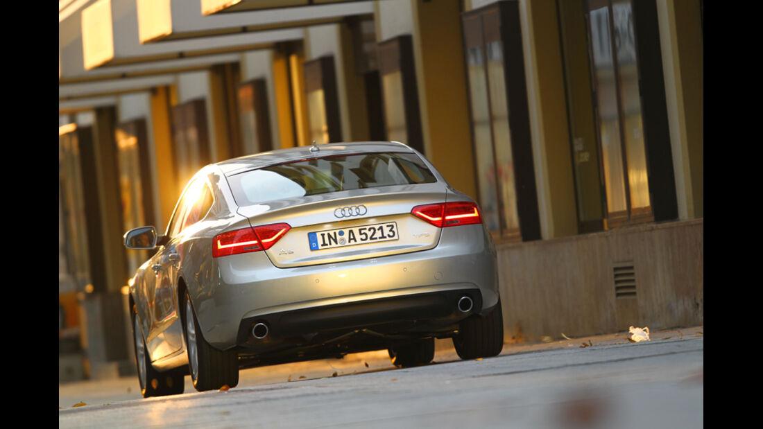 Audi A5 Sportback 1.8 TFSI, Heck