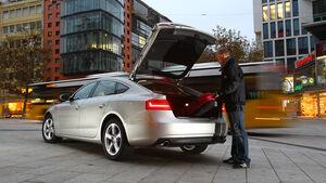 Audi A5 Sportback 1.8 TFSI, Heckklappe