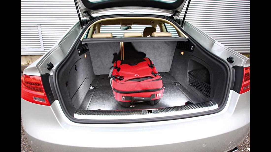 Audi A5 Sportback 1.8 TFSI, Kofferraum