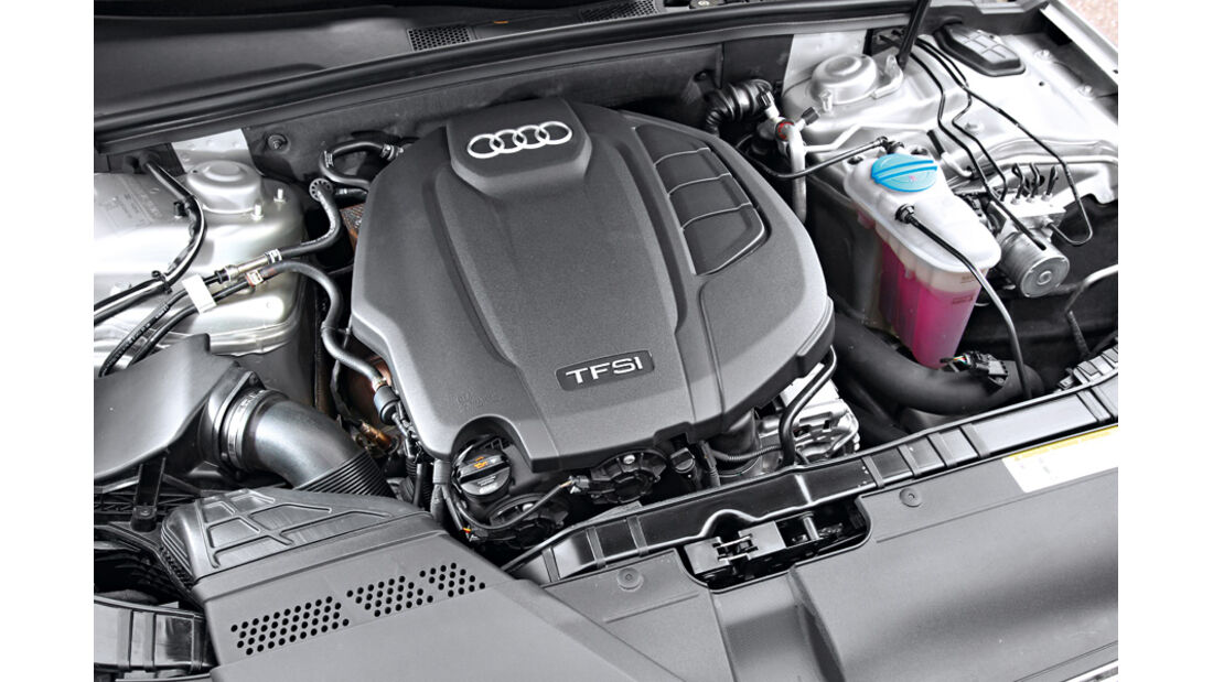 Audi A5 Sportback 1.8 TFSI, Motor