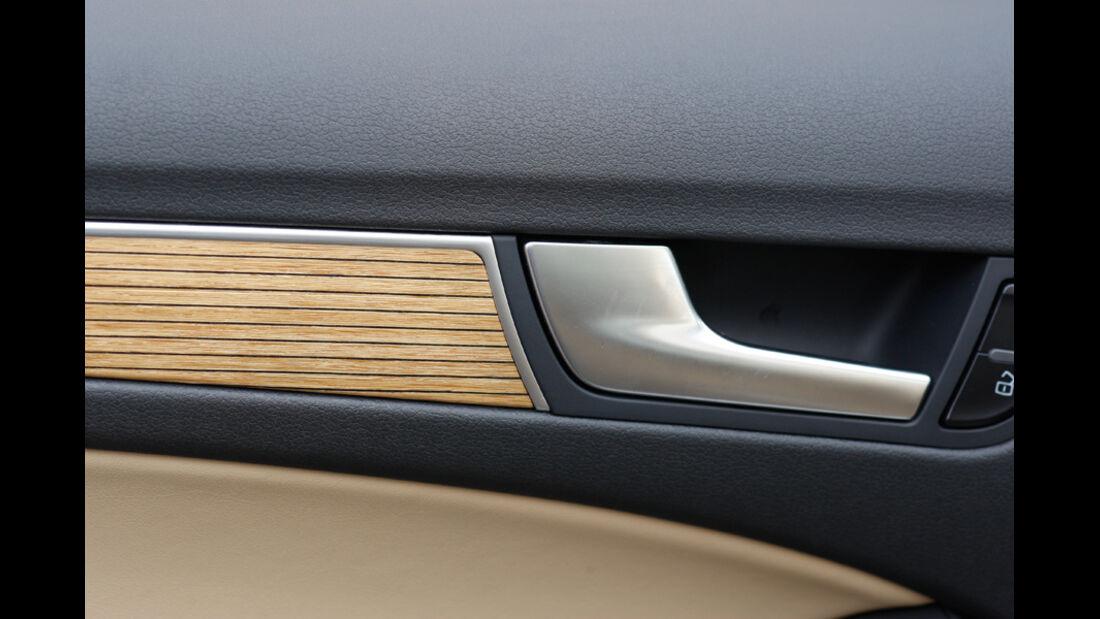 Audi A5 Sportback 1.8 TFSI, Türöffner