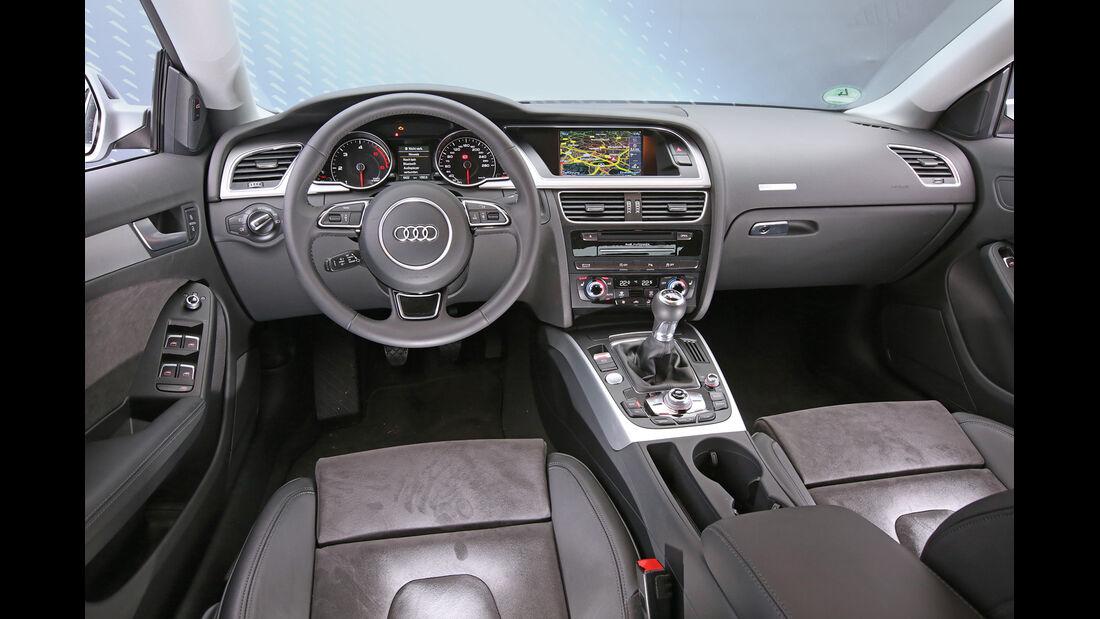 Audi A5 Sportback 2.0 TDI Ultra, Cockpit