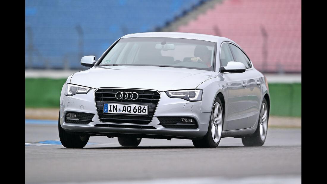 Audi A5 Sportback 2.0 TDI Ultra, Frontansicht