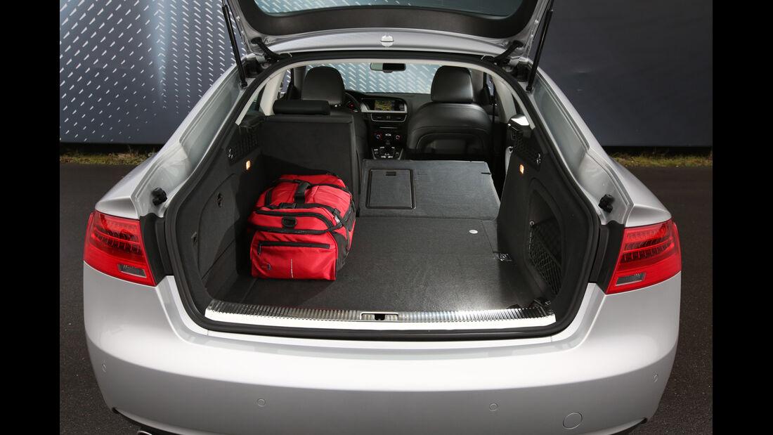 Audi A5 Sportback 2.0 TDI Ultra, Kofferraum