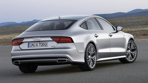 Audi A5 Sportback 3.0 TDI, Audi A7 Sportback 3.0 TDI