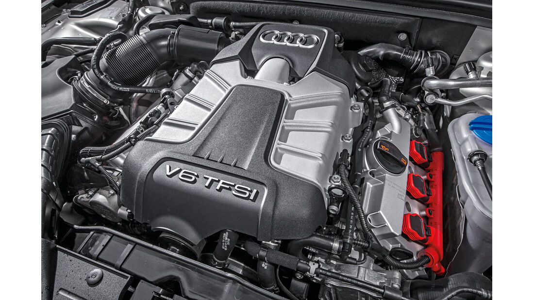 Audi A5 Sportback 3.0 TFSI, Motor