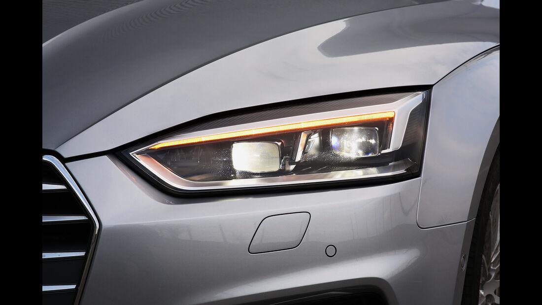 Audi A5 Sportback 40 TDI Quattro Sport, Exterieur