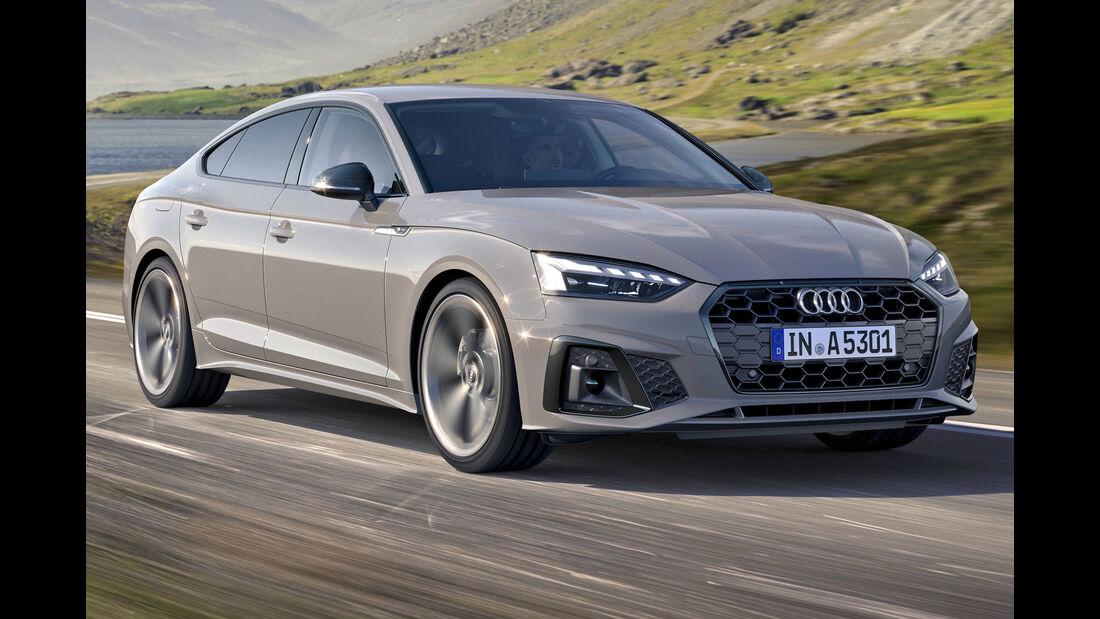 Audi A5 Sportback, Best Cars 2020, Kategorie D Mittelklasse