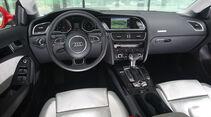 Audi A5 Sportback, Cockpit