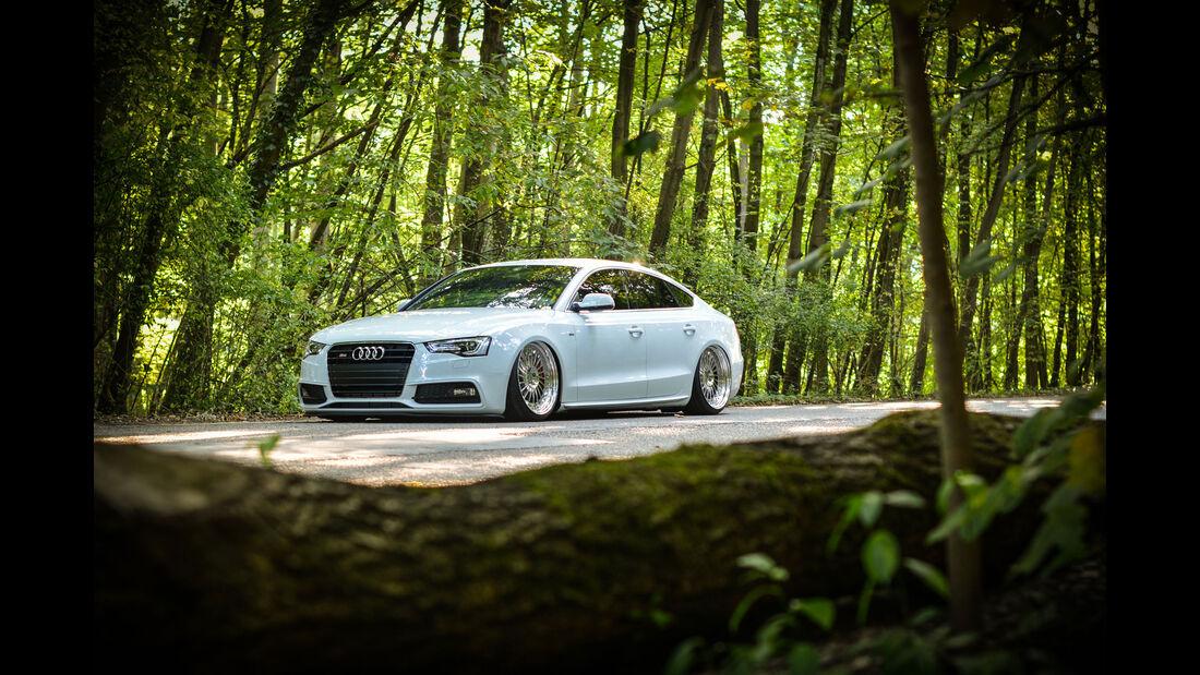 Audi A5 Sportback - Essen Motor Show 2015 - TuningXPerience