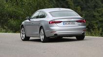 Audi A5 Sportback, Exterieur, Heck