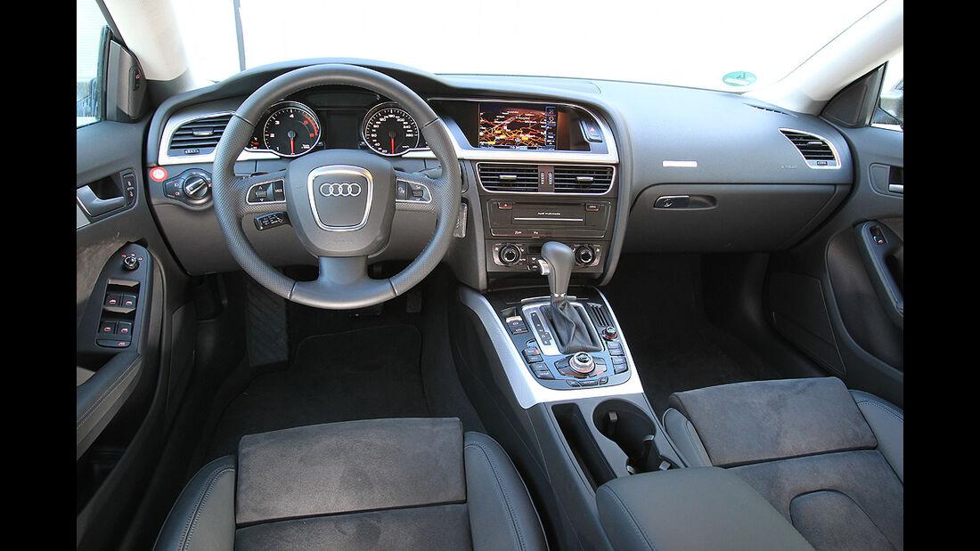 Audi A5 Sportback, Innenraum, Cockpit