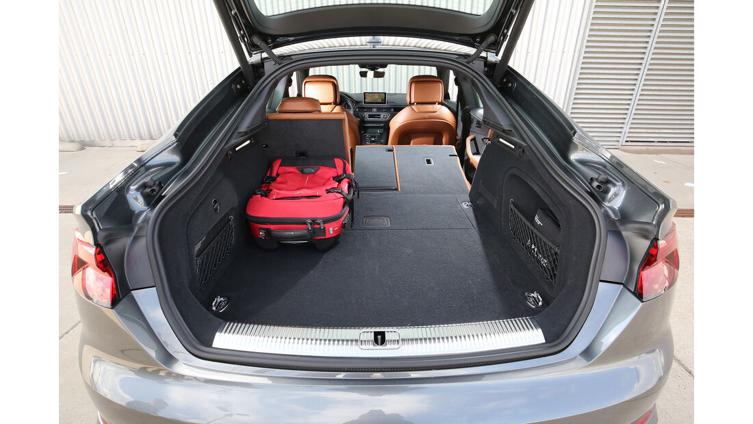 Audi A5 Sportback g-Tron 2.0 TFSI, Interieur