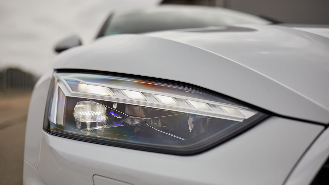 Audi A5 Sportback g-tron, Test