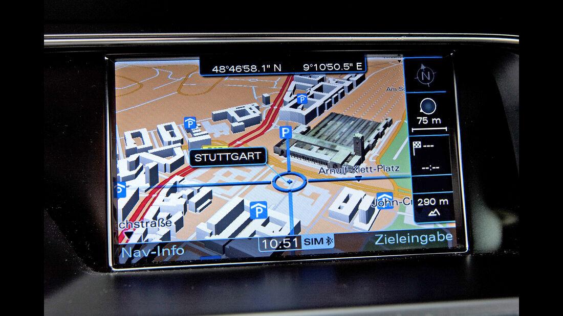Audi A5 Typ 8T, Gebrauchtwagen-Check, Meister Wünsch, asv1119