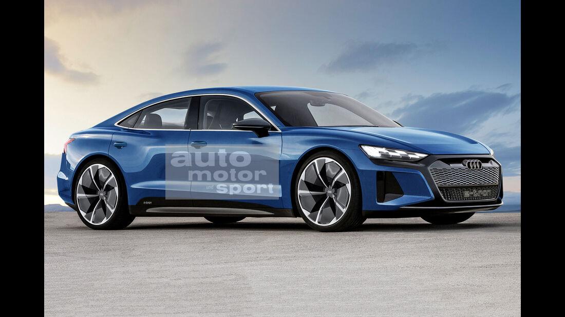 Audi A5 e-tron Sportback E6