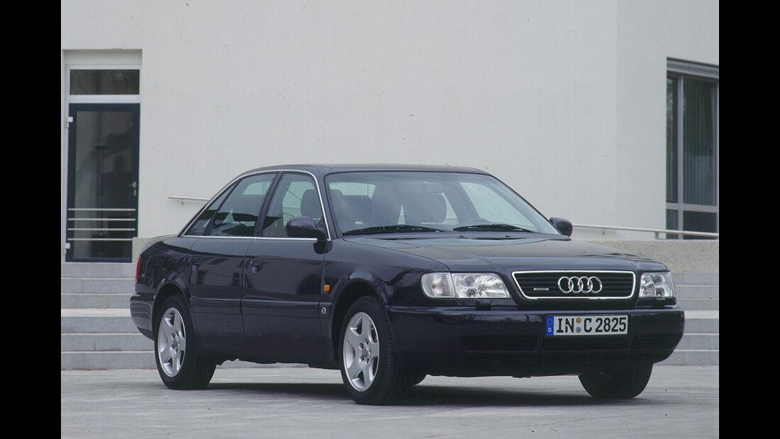 Audi A6, 1994-1997