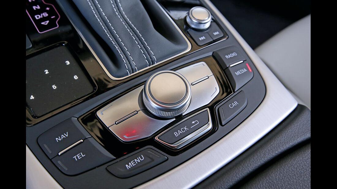 Audi A6 2.0 TDI, Bedienelement