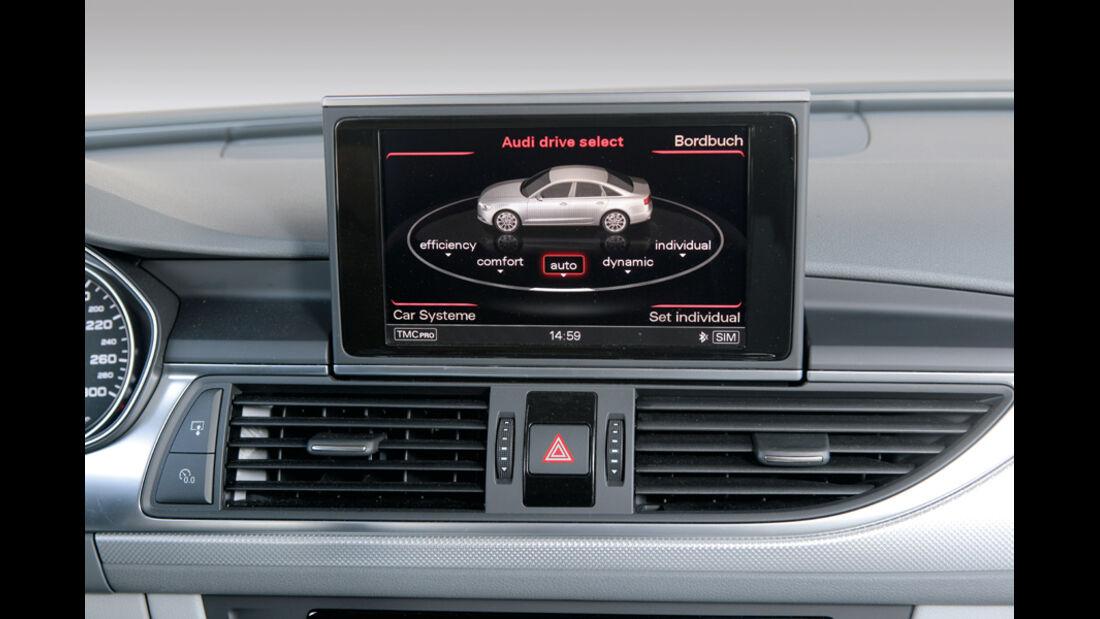 Audi A6 2.0 TDI, Display