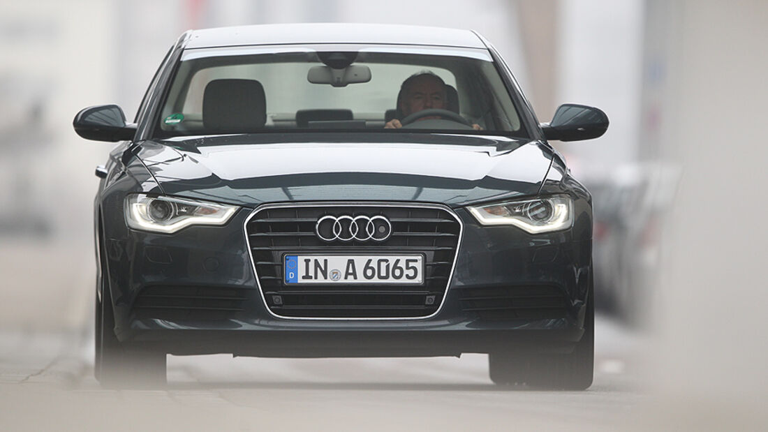 Audi A6 2.0 TDI, Front