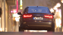 Audi A6 2.0 TDI, Front, Heck