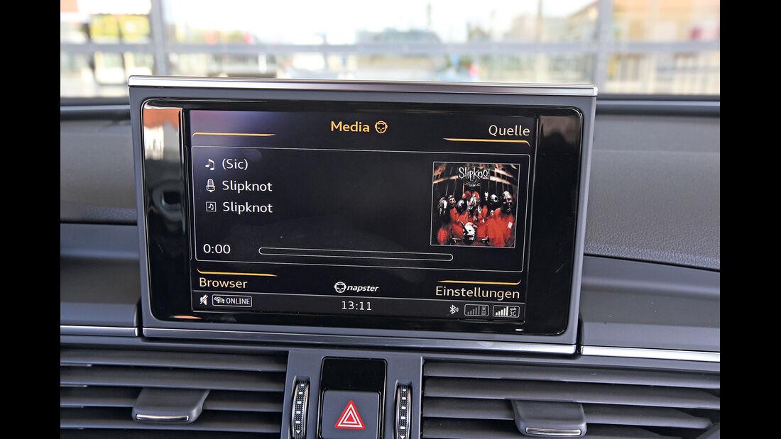 Audi A6 2.0 TDI, Infotainment