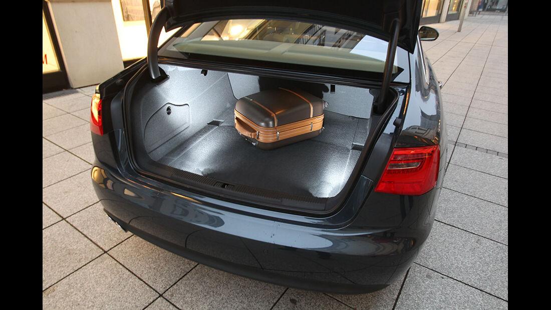 Audi A6 2.0 TDI, Kofferraum